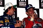 图文-澳洲GP的难忘瞬间澳洲是塞纳的福地(1993)