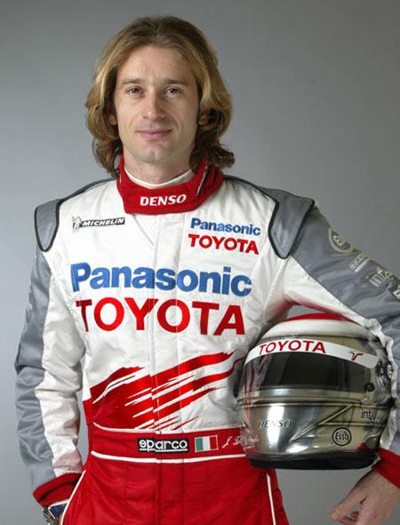 图文-05赛季F1正式车手一览丰田车队特鲁利