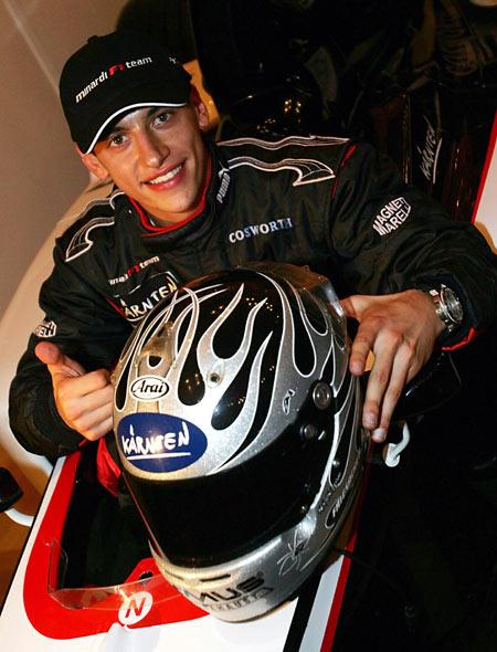 图文-05赛季F1正式车手一览米纳尔迪弗里萨切