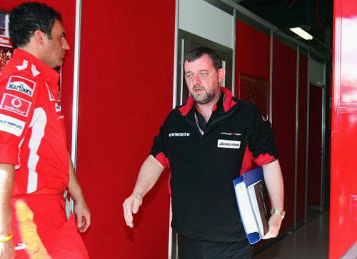 图文-F1澳大利亚站首次练习斯图达特找托德理论