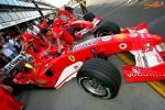 图文-F1澳洲GP第2次练习车王这次跑的不错