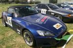 独家图-超级跑车争霸墨尔本赛道本田S2000