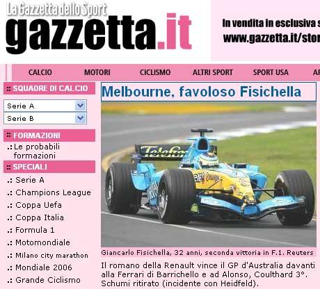 意媒体欢呼费斯切拉夺冠:令人难以置信的罗马人