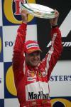 图文-F1澳大利亚站颁奖仪式为法拉利挽回颜面