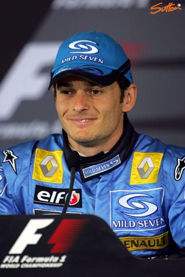 图文-F1澳洲站第二次排位赛费斯切拉出席发布会