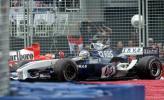 图文-F1澳大利亚站舒马赫退出海菲尔德碰撞舒马赫