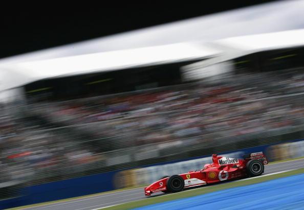 图文-[F1]幻影赛车极速狂飚舒马赫动静皆风云