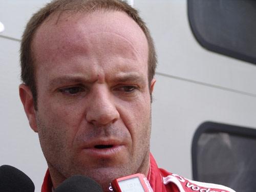 F1马来西亚首次排位巴里切罗追踪