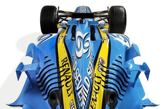 翼片变形技术已迈出尾翼FIA将实施新版变形测试