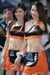图文-澳门F3大赛性感女郎极品身段肌肤如雪