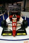 图文-《汽车运动》展经典赛车特辑1993款法拉利F93A