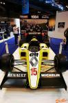 图文-《汽车运动》展经典赛车特辑1984款雷诺RE50