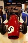 图文-《汽车运动》展经典赛车特辑1952款法拉利500