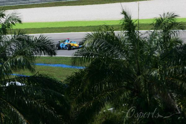 图文-F1马来西亚站排位赛阿隆索仅列第八