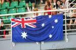 图文-F1马来西亚站排位赛澳洲车迷远道而来
