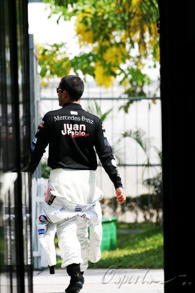 图文-F1马来西亚站排位赛蒙托亚扬长而去