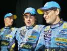 图文-雷诺F1车队东京发布会阿隆索是雷诺车队核心
