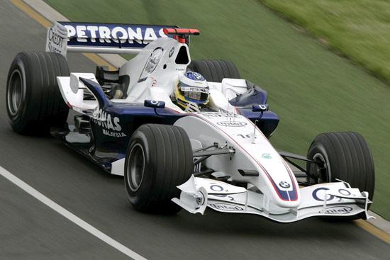 图文-F1澳大利亚站精彩图片宝马车队海德菲尔德