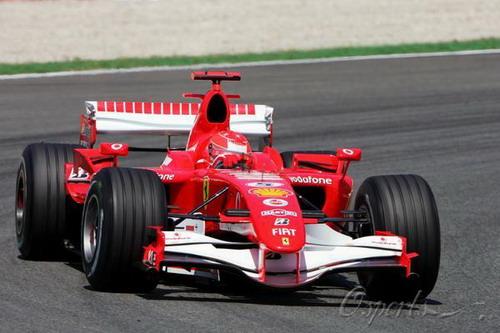 紅魔戰車法拉利F1 6月6日飛嘯上海灘 - lucifer-789 - 愛車人
