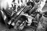 图文-迈凯轮40年辉煌历史1966年美国站用改良福特V8引擎