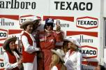 图文-迈凯轮40年辉煌历史1974年比利时站费第帕尔蒂夺冠