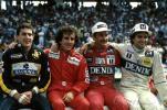 图文-迈凯轮40年辉煌历史1986年葡萄牙站普罗斯特与塞纳