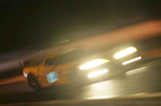 第74届勒芒耐力赛开幕美国的肌肉猛车蝰蛇高清图片