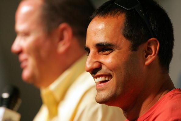 蒙托亚宣布加盟纳斯卡蒙托亚走出郁闷的F1