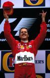 图文-全程记录舒马赫职业生涯分站冠军02年比利时站
