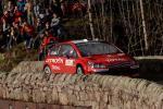 图文-WRC揭幕站蒙特卡罗站2日捷克选手考派克