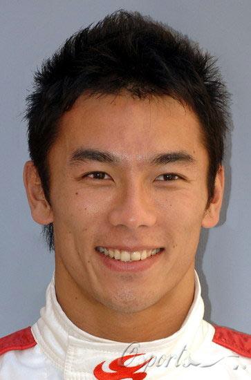 图文-07赛季F1大奖赛22名正式车手22号车手佐藤琢磨