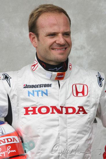 图文-07赛季F1正式车手官方照8号巴里切罗