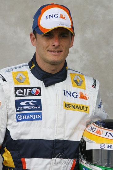 图文-07赛季F1正式车手官方照3号费斯切拉