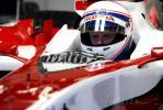 图文-F1墨尔本站周五练习赛戴维森迎来新生活