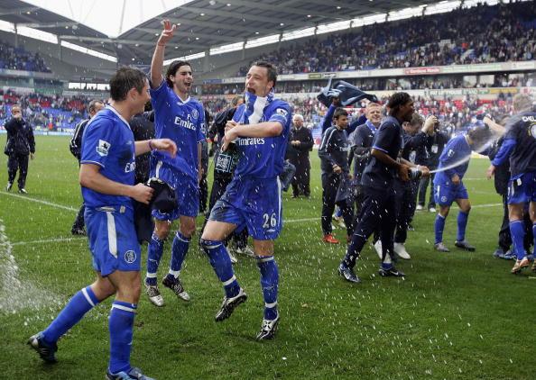 英顶级联赛历届冠亚军:切尔西蓝色印记几度浮现