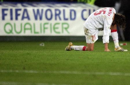 土耳其无缘世界杯天意注定20年魔咒吞噬星月兵团