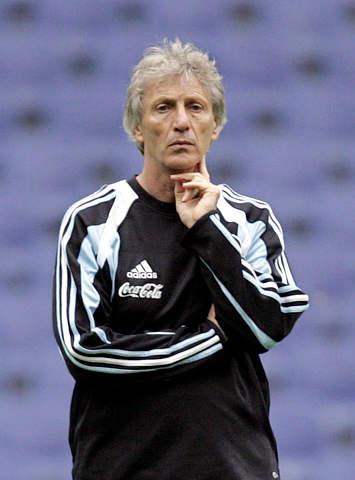 2006世界杯名帅一览阿根廷主教练佩克尔曼
