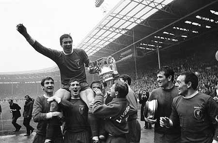英超老照片-利物浦足总杯记忆73年的等待与足球惨案