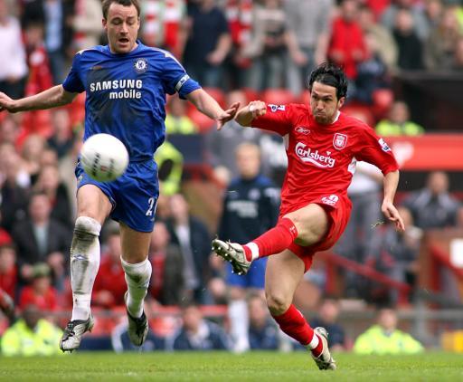 利物浦骁将一球复制两段历史红军二号杀手紧追杰拉德