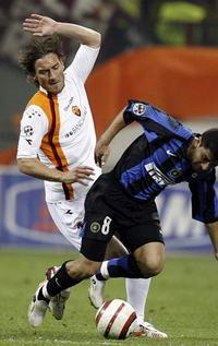 意大利杯-国米3-1完胜罗马蝉联冠军托蒂复出助攻