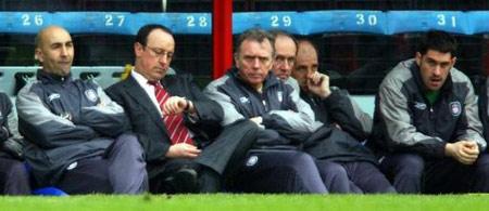 利物浦教练组揭密:贝尼特斯的嫡系军团(图)