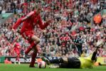 英超-克劳奇致胜球新人世界波利物浦2-1逆转取胜