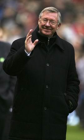 弗格森指出曼联历史性突破红魔一样征兆显露冠军相