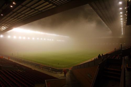 利物浦战阿森纳因大雾改期足总杯若战平无期可改?