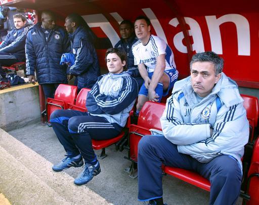 穆里尼奥:现在就看曼联的了我尊重皇马和卡佩罗
