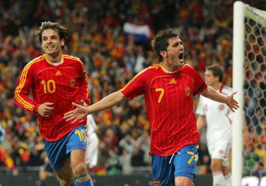 西班牙梦幻绝配开启新时代斗牛军团坐拥欧洲第一锋线