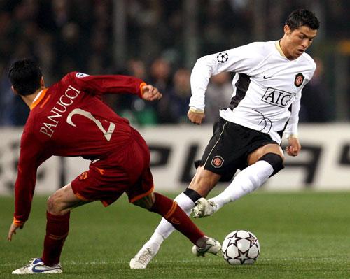 英媒曼联v罗马球员评分:两人分摊最佳斯科尔斯超低分