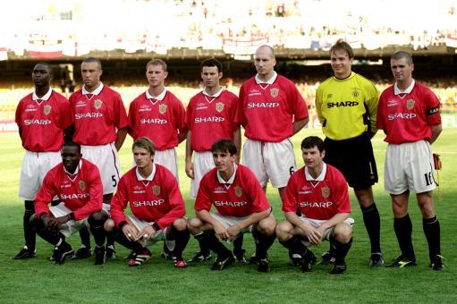 曼联20年历代主力阵容一览红魔哪套11人组合最强
