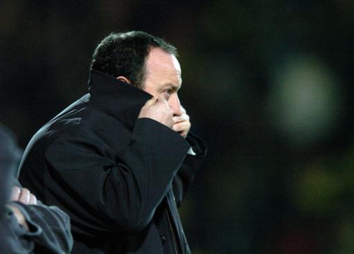图文-[联赛杯]沃特福德0-1利物浦这个冬天有点冷?