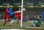 图文-[联赛杯]利物浦2-3切尔西凯日曼捅射破门